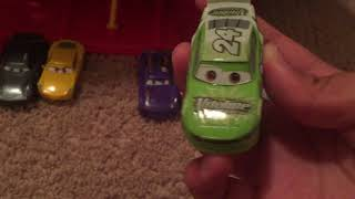 Cars 3 toy review