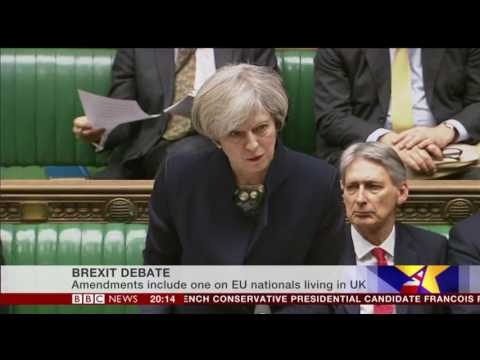 More reaction to Trump not being welcome at UK Parliament