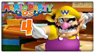 Let's Play MARIO PARTY DS Part 4: Wario der sichere Sieger in der Musikstube?