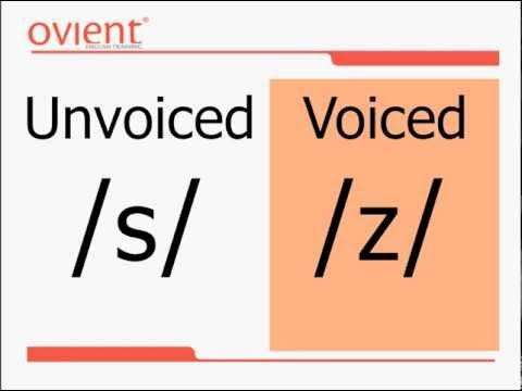 Accent Diet - Lesson 9: Individual Sounds PART 4-Voiced/Unvoiced (Accent Modification / Reduction)