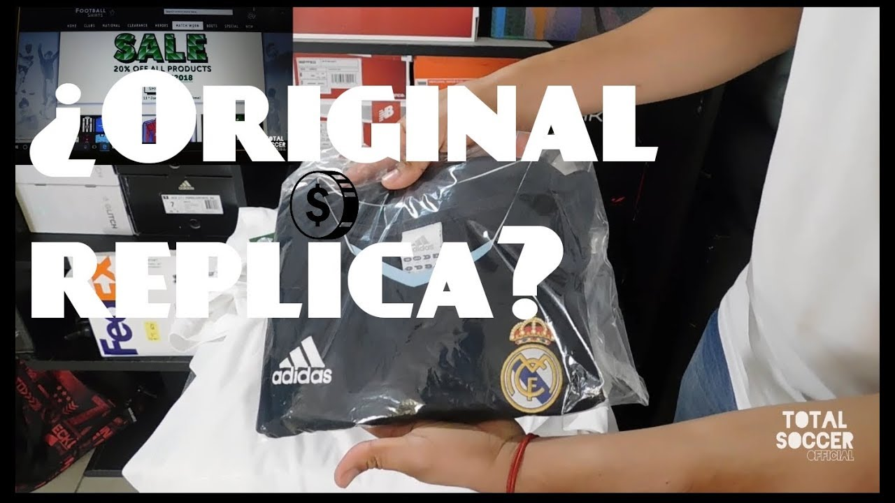 6797ab8dd19 ¿Son originales las jersey de Classic Football Shirts? / Nuestro pedido!!!