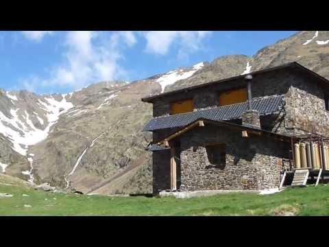 Wyprawa na Pic Alt de la Coma Pedrosa najwyższy szczyt Andory - Gawliczek 2012 (korona Europy)