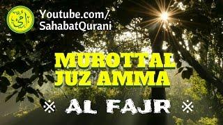 Video Surat Al Fajr Merdu | Murottal Juz Amma/Juz 30 - Metode Ummi Foundation download MP3, 3GP, MP4, WEBM, AVI, FLV Desember 2017
