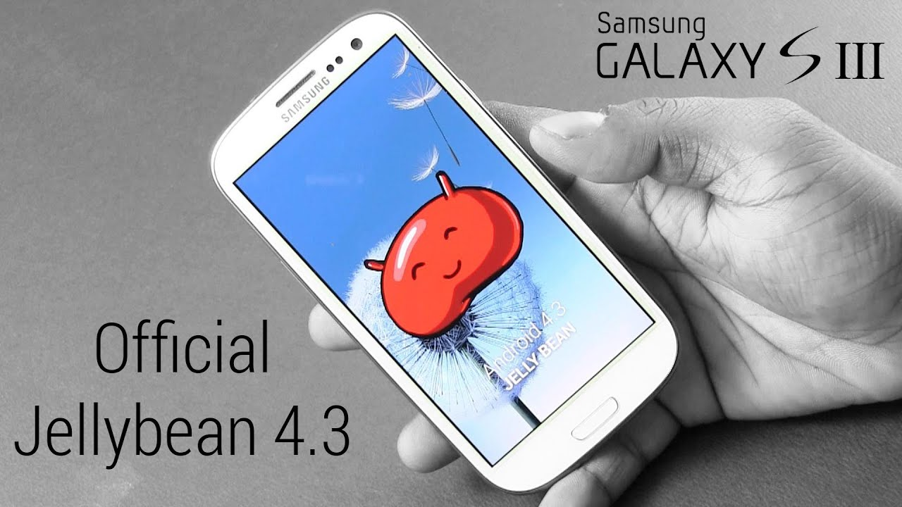 Android 4.3 jelly bean s3 download