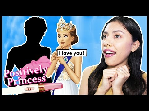 WHO AM I GOING TO MARRY!? THE END! - Positively Princess ( Episode 12 ) - App Game