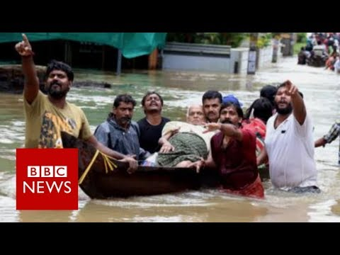 India Floods: Worst floods in 100 years  BBC News