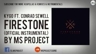 Скачать Kygo Firestone Ft Conrad Sewell Official Instrumental DL