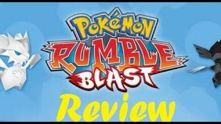 IGN Reviews - Pokemon Rumble Blast Game Review