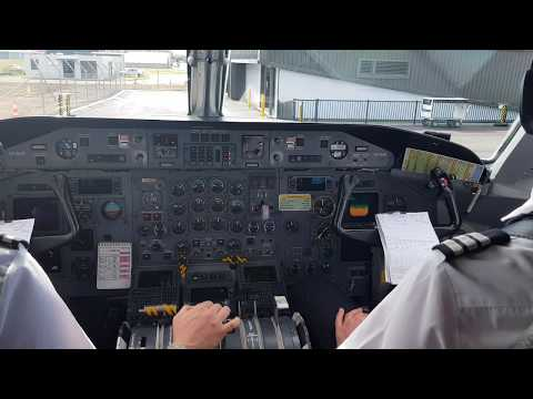 Final Approach And Landing At Tauranga NZ