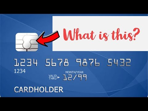 EMV Chips on Cards? Explained !! [Hindi]