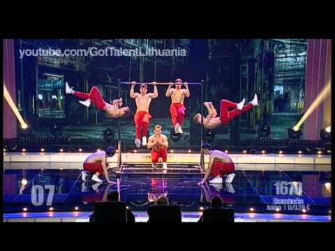 Lietuvos Talentai 2014 m. 12 serija | Project Mayhem