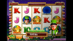 Leprechauns Luck Online Slot - Bonus and Free Spins
