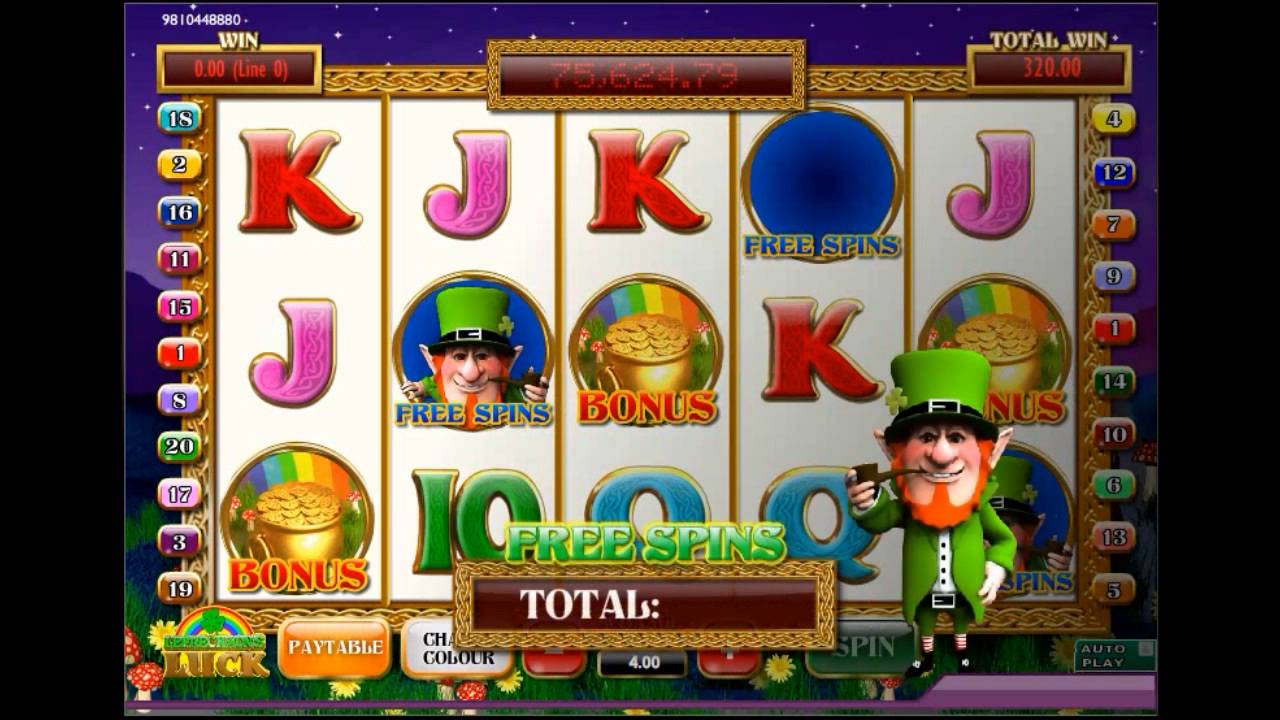 LeprechaunS Luck Slot