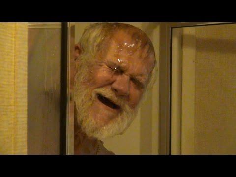 Hey Jimmy Kimmel, I Served My Dad Breakfast In The Shower