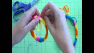 Camp Crafts: DIY Dreamcatcher