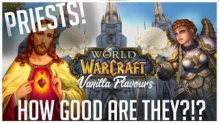 VANILLA FLAVORS 🍦 Priest Vanilla WoW Class Guide