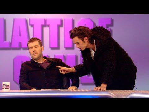 The potato lattice game - Never Mind the Buzzcocks: Series 28 Episode 1 Preview - BBC Two