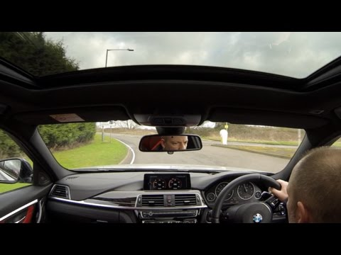 BMW 340i MPPSK - In car sound
