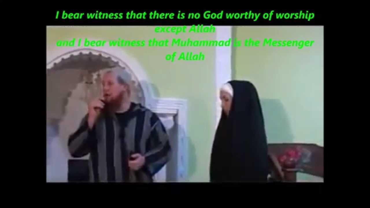 Zum Islam Konvertiert