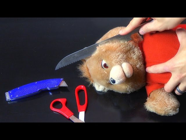 Teddy Ruxpin Teardown Reveals What Makes The Bear Tick Slashgear