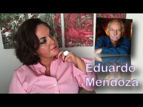 Eduardo Mendoza🔸Semblanza