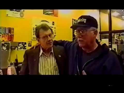 Ray Dennis Steckler, Keith Wester, Fine Arts Cinema, Berkeley, February 12, 2002