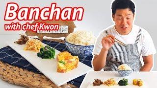 Banchan: Korean Side Dishes 반찬