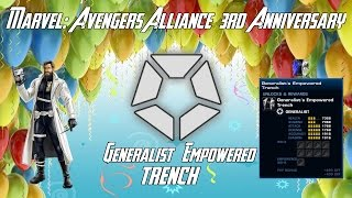 Marvel Avengers Alliance: The Generalist