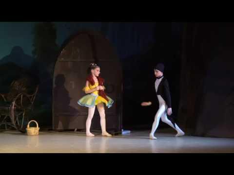"Детский балет ""Дюймовочка"". Ласточка"