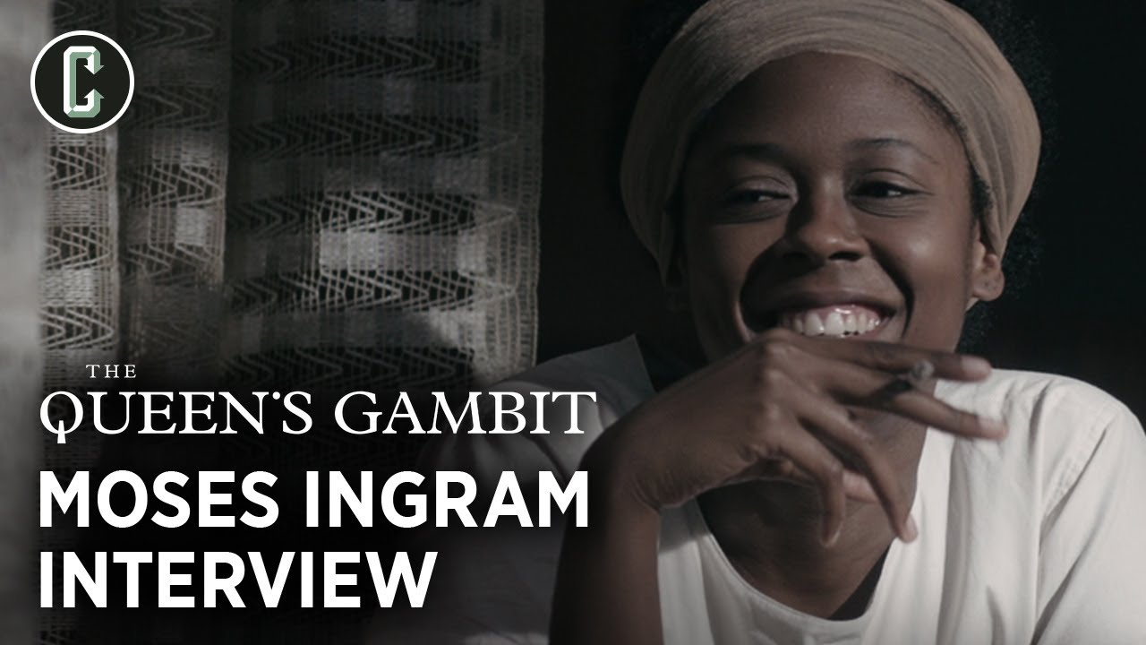 Moses Ingram on The Queen's Gambit and Joel Coen's The Tragedy of Macbeth