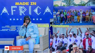 Eddy Kenzo Launches His New Album ''MADE IN AFRICA''