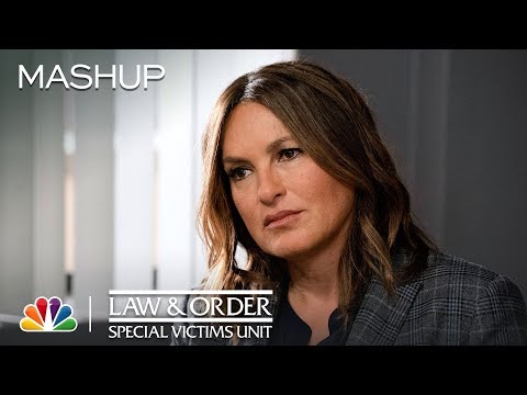 Benson Can Do It All Law Order Svu Episode Highlight Youtube