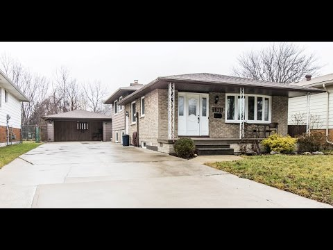 2981 Regis - Windsor Ontario Homes For Sale - SOLD