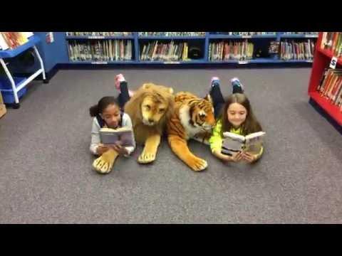 Read All Day: Willards Elementary School