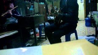Nơi nào có em - guitar & sáo
