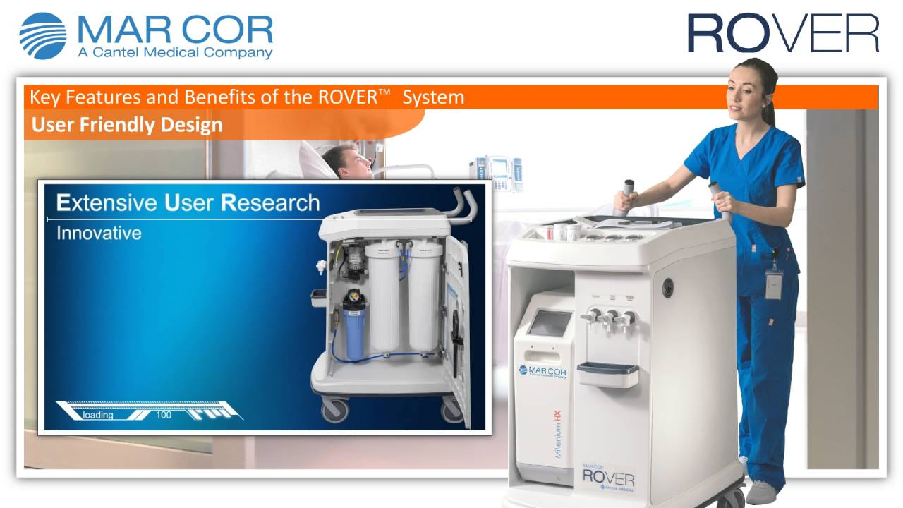 Rover Dialysis Water Transport System Youtube