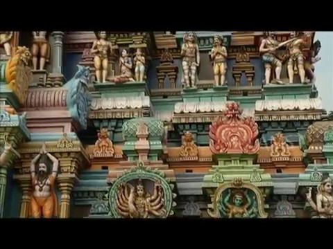 Madurai, Meenakshi Amman temple