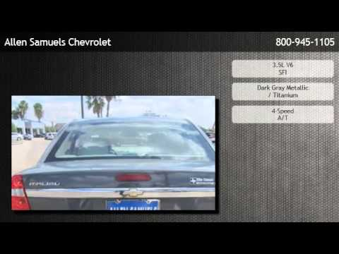 2007 chevrolet malibu sedan lt w 2lt missouri city youtube. Cars Review. Best American Auto & Cars Review