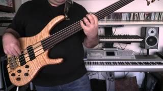 Bass Cover - Технология (Technology) - Странные танцы