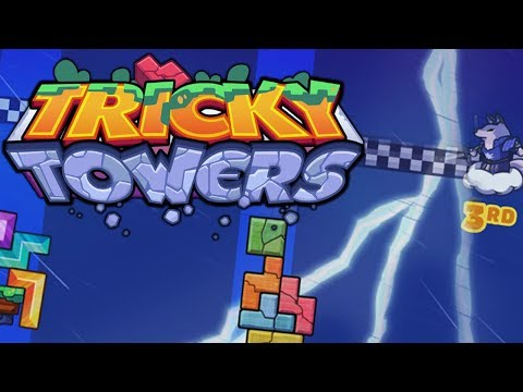HARD MODE ENGAGED | Tricky Towers