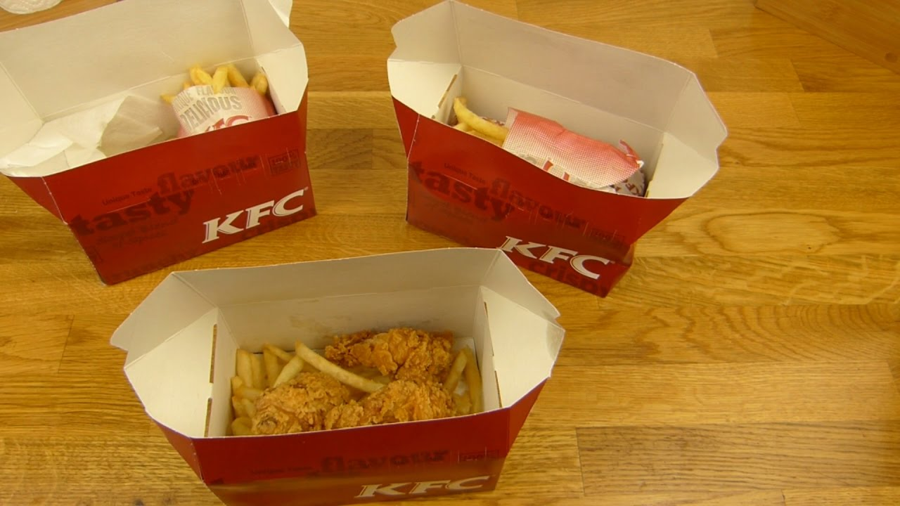KFC - 3x SnackBox (Hot Wings / Crispys / Crispy Dog) & KFC - 3x SnackBox (Hot Wings / Crispys / Crispy Dog) - YouTube Aboutintivar.Com