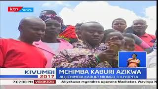 Mwanaume anayejulikana kuchimba kaburi lake miaka thelathini iliyopita eneo la Nyeri azikwa
