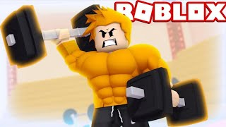 GETTING SUPER STRONG with 1 million STRENGTH-Roblox Super Power Training Simulator