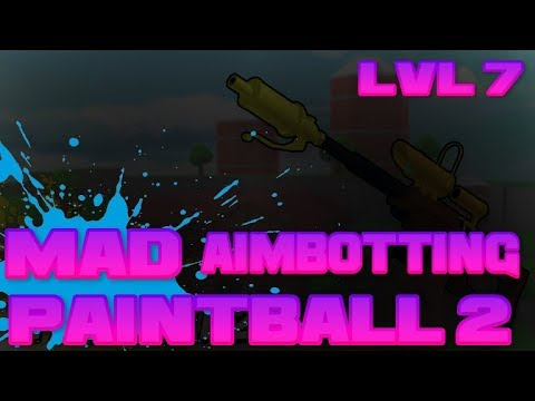 Op Mad Paintball 2 Aimbot Bighead Roblox Exploiting 4