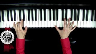 W.A. MOZART - Lacrimosa from Requiem in D Minor (Piano Tutorial SLOW)