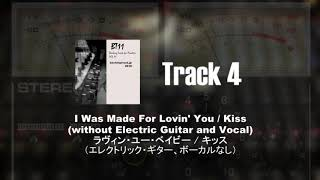 I Was Made For Lovin' You/Kiss Backing track