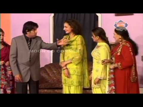 Best Of Nasir Chinyouti And Naseem Vicky Stage Drama