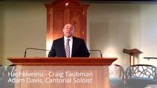 Hashkiveinu - Craig Taubman