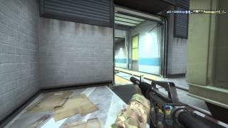 CS:GO Ace by Zbychu Machete de_TRAIN