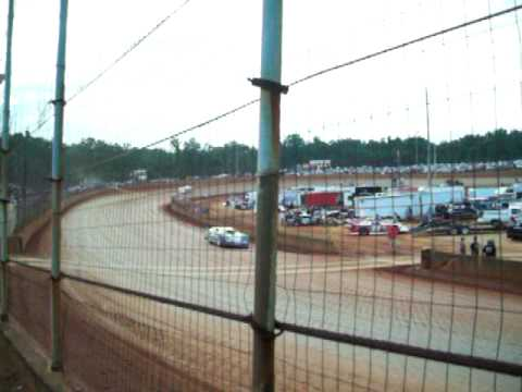 Freddy Smith at North Georgia Speedway